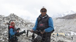 Our Sherpa Camera Team