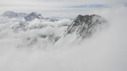 Climbing Sherpa