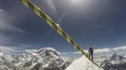 Sherpa Climbing