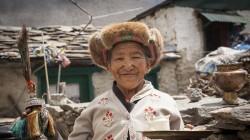 Phurba Tashi's mother