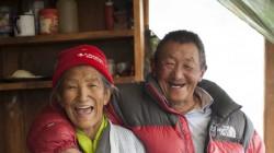 Phurba Tashi's parents