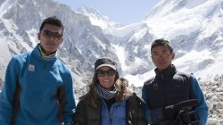 Jen Peedom and the SHERPA Story