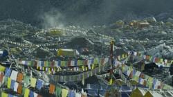 Setting up Everest Base Camp